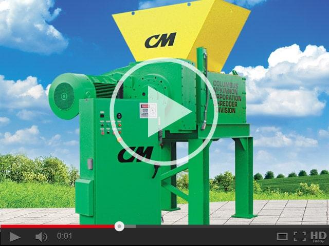 CM Chip Shredder
