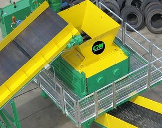 CM-H250L-Shredder