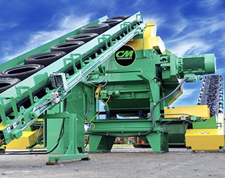 CM Dual Speed ​​Chipping Shredder thmb